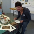Susanna and some of her prints