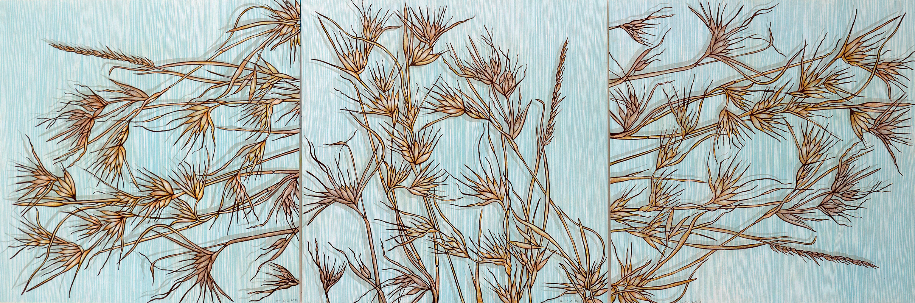 Wind_Song_Triptych_Hand-coloured_woodblock_54cmx162cm_U_S_2018